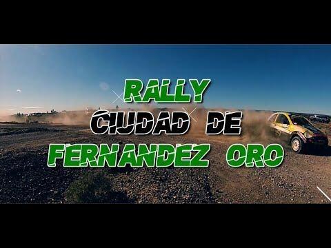 Presentan el Rally de Fernández Oro