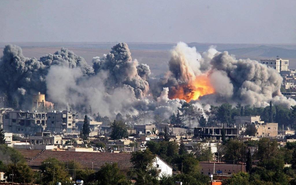Segundo día de ofensiva turca en Siria: la gente huye en pánico y los prisioneros del ISIS buscan fugarse