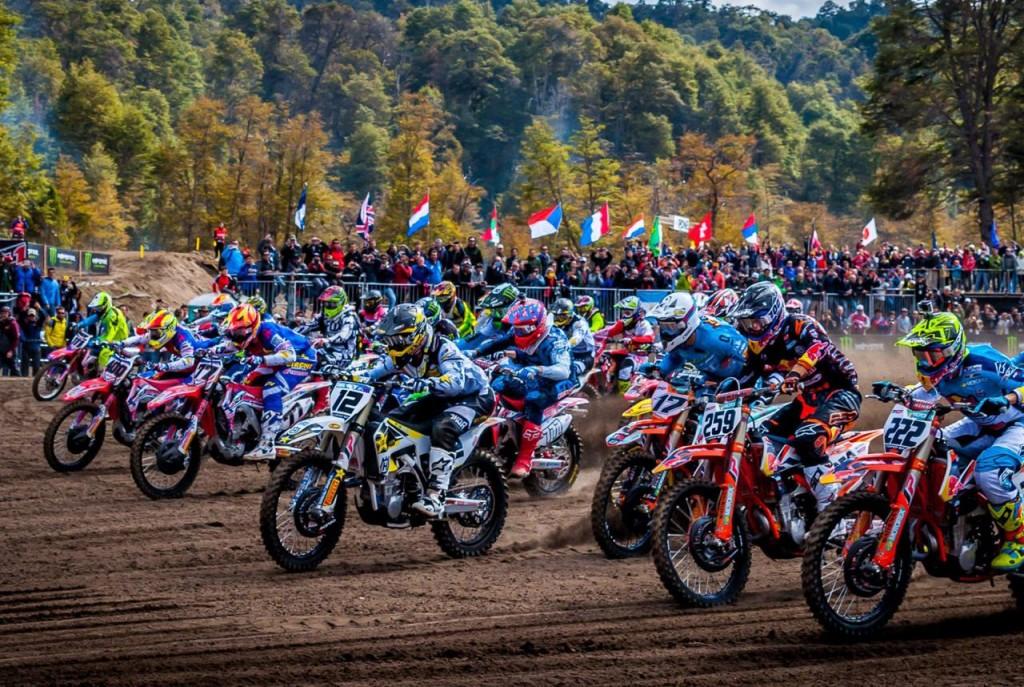El Mundial de motocross seguirá en Villa La Angostura