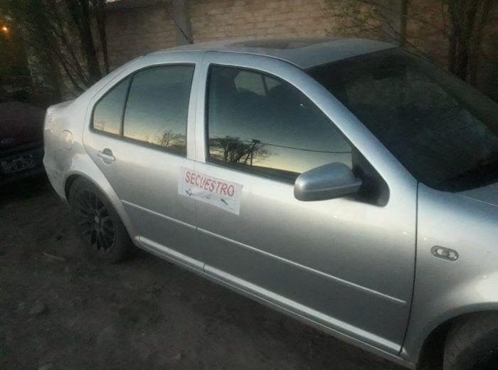 Catriel: vendió el auto para pagar una multa y lo volvieron a sancionar con 150 mil pesos
