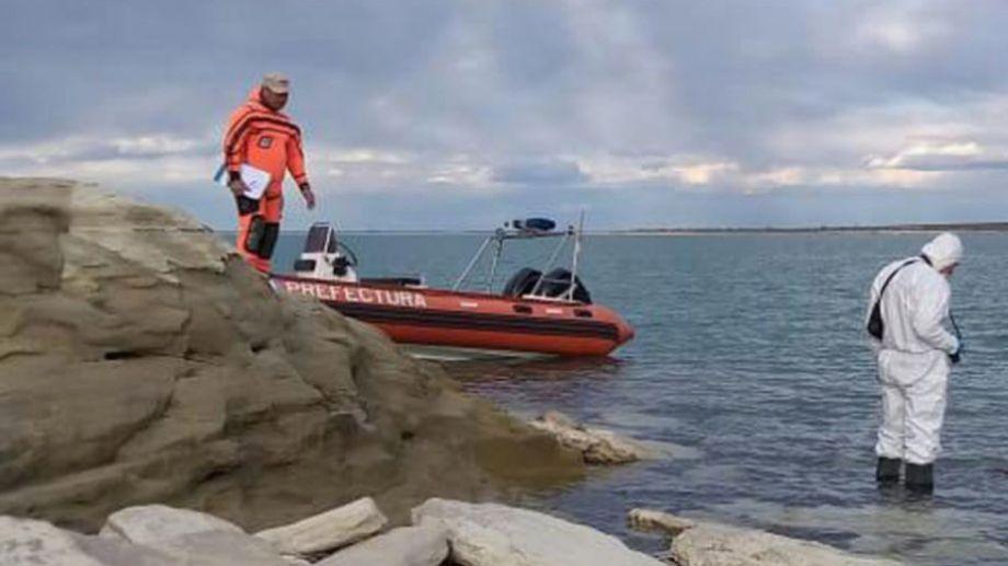 Investigan si el cuerpo hallado en Casa de Piedra es del tercer pescador desaparecido