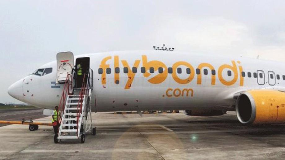 En un comunicado, Flybondi pidió la renuncia del accionista que amenazó con irse