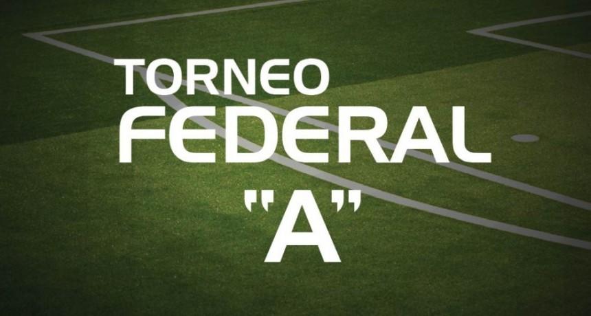 Federal A: Horarios y árbitros para los equipos zonales