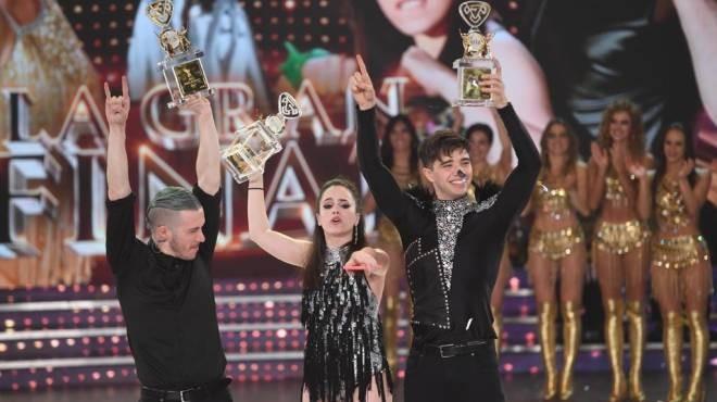 Sofi Morandi y Julián Serrano se consagraron campeones del Bailando