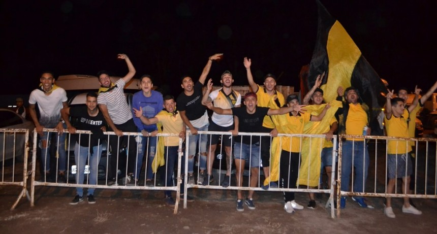 La Union Deportiva Catriel se corono campeón del torneo clasificatorio