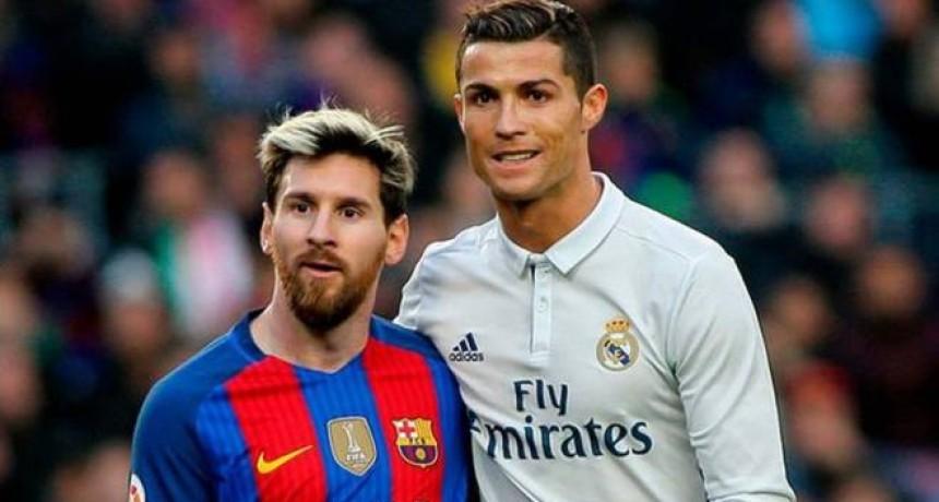 """Leo Messi: """"con Cristiano tuvimos una rivalidad muy sana, estuvo bueno"""""""